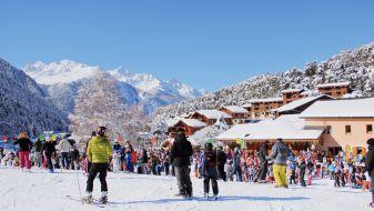 Wintersport La Norma