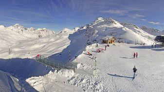 Wintersport La Rosière