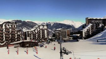 Wintersport La Tania