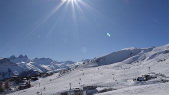 Wintersport La Toussuire