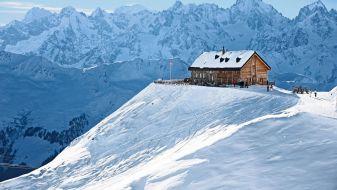 Wintersport La Tzoumaz