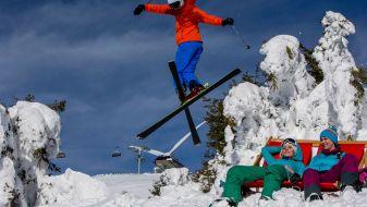 Wintersport Lachtal