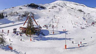 Wintersport Le Corbier