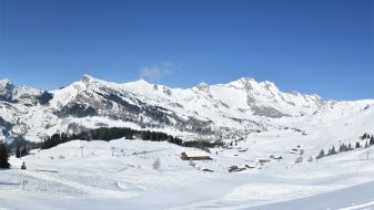 Wintersport Le Grand Bornand