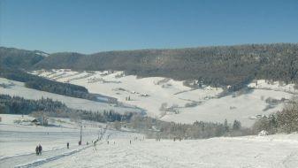 Wintersport Le Pâquier