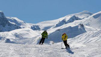 Wintersport Le Planay