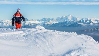 Wintersport Le Vattay