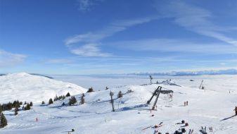 Wintersport Lélex