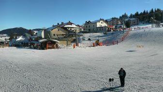 Wintersport Les Jouvencelles