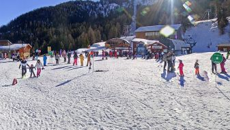 Wintersport Les Karellis