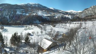 Wintersport Les Seignus d'Allos