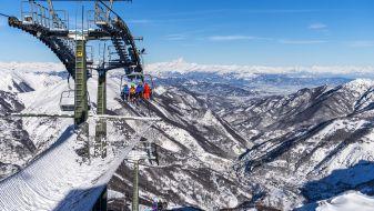 Wintersport Limonetto
