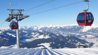 Wintersport Fieberbrunn