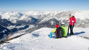 Wintersport in Lombardia - Bormio