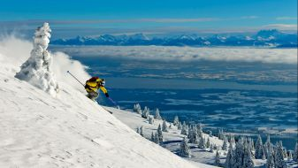 Wintersport Menthières