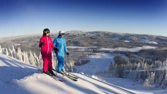 Wintersport Midden-Zweden - Säfsen