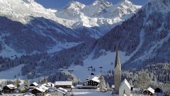 Wintersport Mittelberg