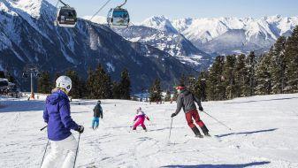 Wintersport in Ochsengarten