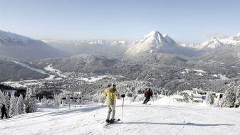 Wintersport Seefeld