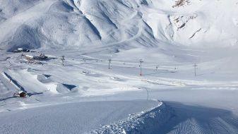 Wintersport Orcières