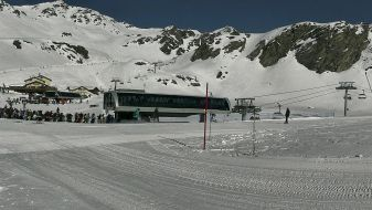 Wintersport Orelle