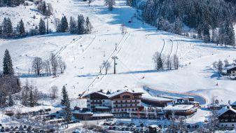 Wintersport Pfarrwerfen