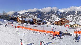 Wintersport Plagne Montalbert