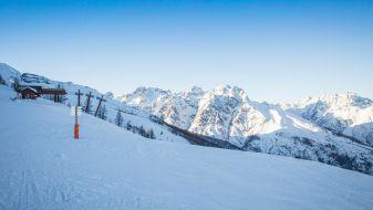 Wintersport Puy Saint Vincent