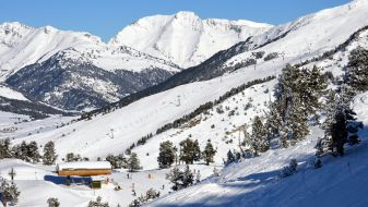 Wintersport Pyreneeën Spanje