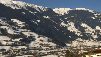 Wintersport Ramsau im Zillertal