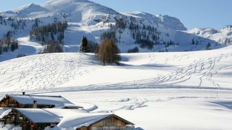 Wintersport Reit im Winkl