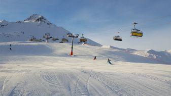 Wintersport Reschen - Resia