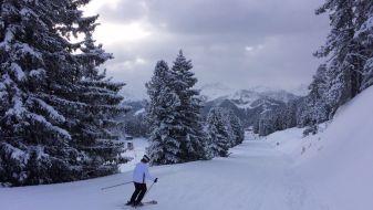 Wintersport Ried im Zillertal