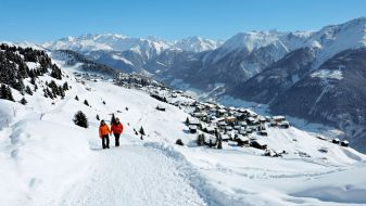Wintersport Riederalp