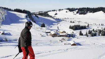 Wintersport Riefensberg