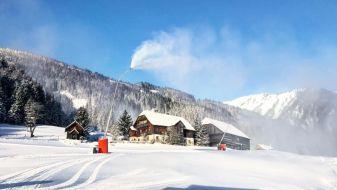 Wintersport Riesneralm