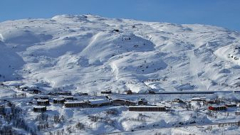 Wintersport Noord-Zweden - Riksgränsen