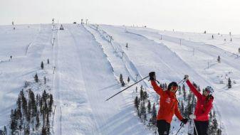 Wintersport Lapland - Saariselkä