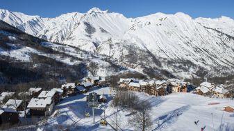 Wintersport Saint Martin de Belleville