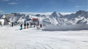 Wintersport Samnaun