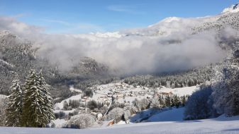 Wintersport Sankt Anton im Montafon