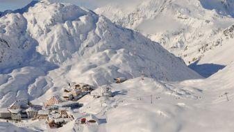 Wintersport Sankt Christoph