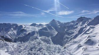 Wintersport Sankt Jakob am Arlberg
