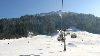 Wintersport Sankt Jakob in Haus