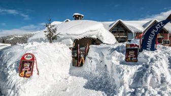 Wintersport Sankt Margarethen im Lungau