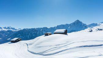 Wintersport Sarn