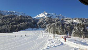 Wintersport Schattwald