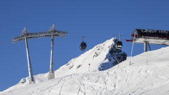 Wintersport Schlitters