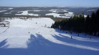 Wintersport Snow World Züschen