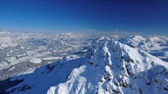 Wintersport St. Johann in Tirol